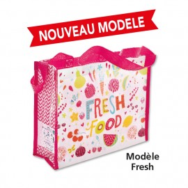 Sac shopping Ecolo modèle Fresh Food