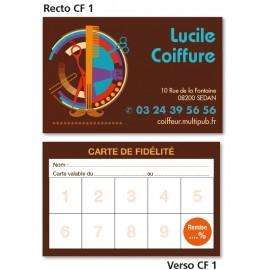 Recto/Verso CF 1