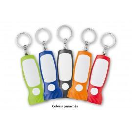 Porte-clés lampe
