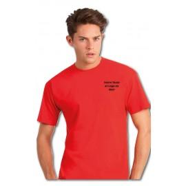 Tee-shirt Couleur