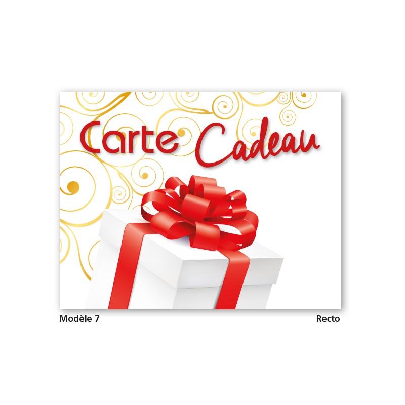 Carte Cadeau Modele 7 Multipub Commercants Artisans