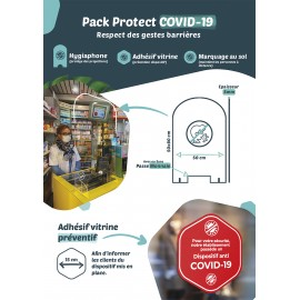 Pack protection Covid-19