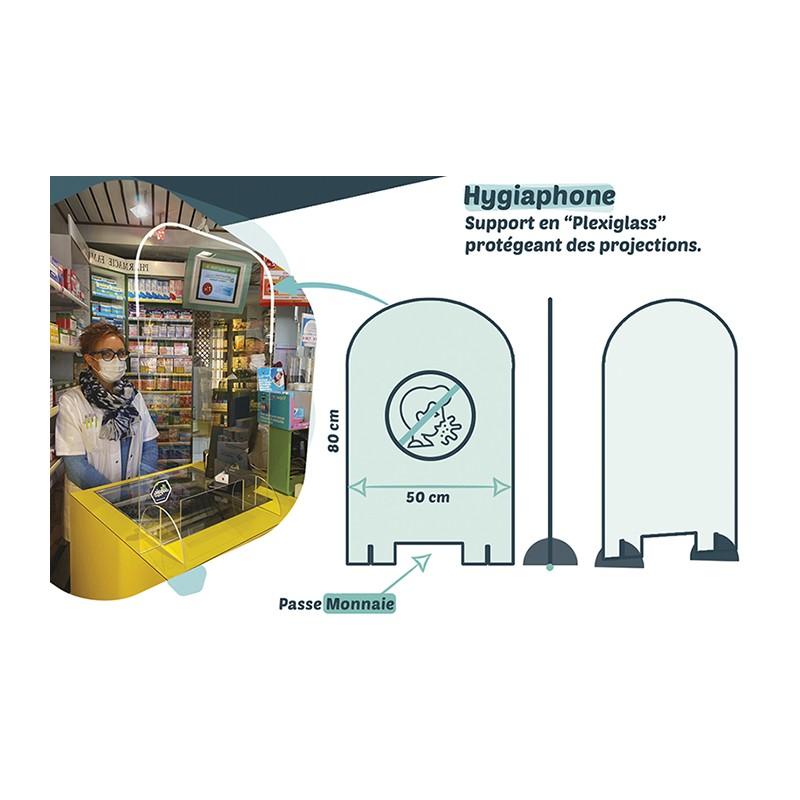 Pack Hygiaphone Covid-19 Promo