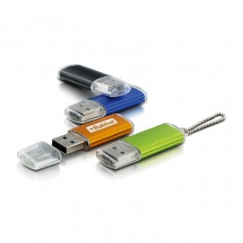 Clé USB aluminium 4Go