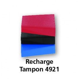 Recharge Tampon  Fidélité Trodat Printy 4921