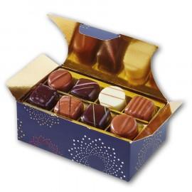Ballotin Assorti de 16 Chocolats