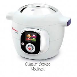 Cadeau : Cuiseur Cookeo Moulinex
